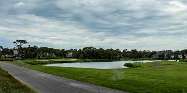 A view from Fripp Island Resort