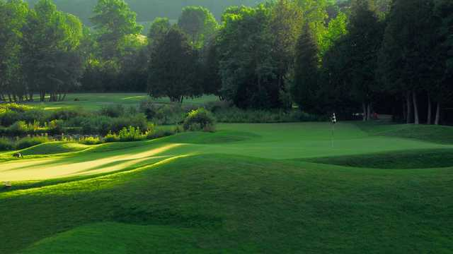 View of a green at Hockley Valley Resort