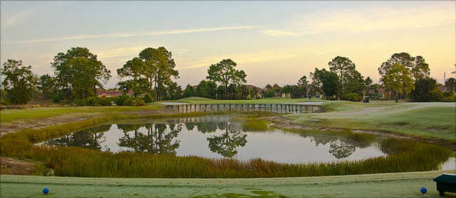 View from #12 at Copperhead Golf Club
