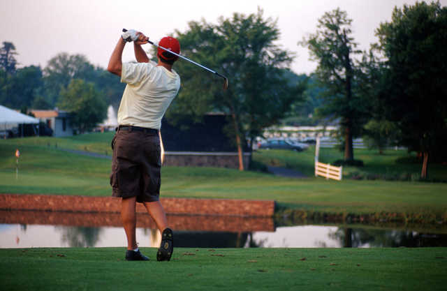 A view from Turtle Creek Golf Club