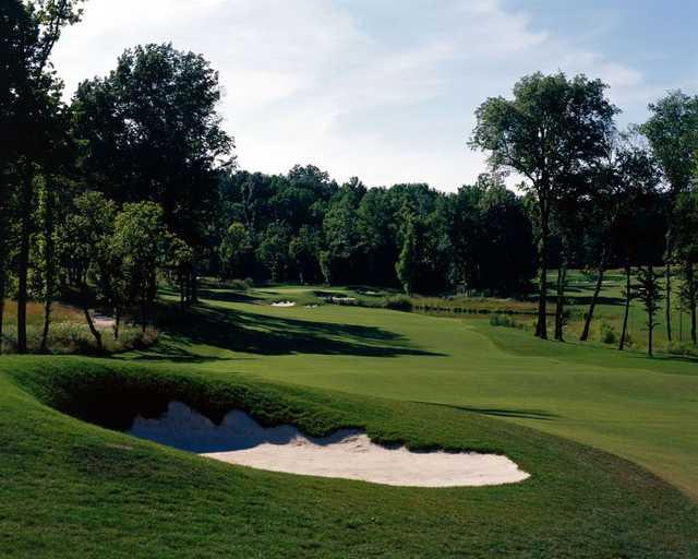A view from Dalhousie Golf Club.