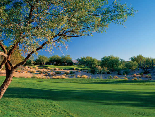 View of the 4th hole from the Conquistador Course at El Conquistador Golf & Tennis
