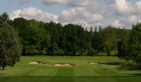 A view from tee #12 at Vardon Course from South Herts Golf Club