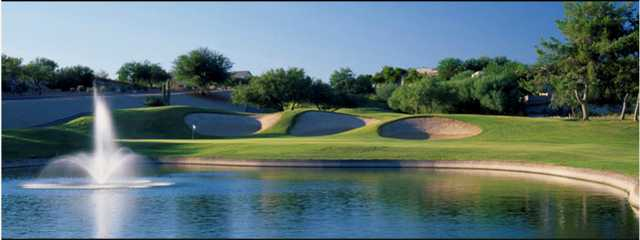 Canada Course at El Conquistador Golf & Tennis: View from #16