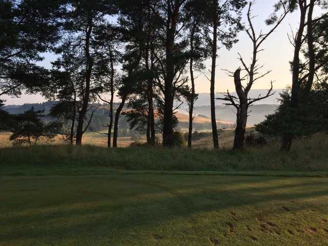 A view from Hilton Park Golf Club