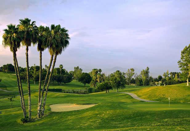View from Los Angeles Royal Vista Golf Club