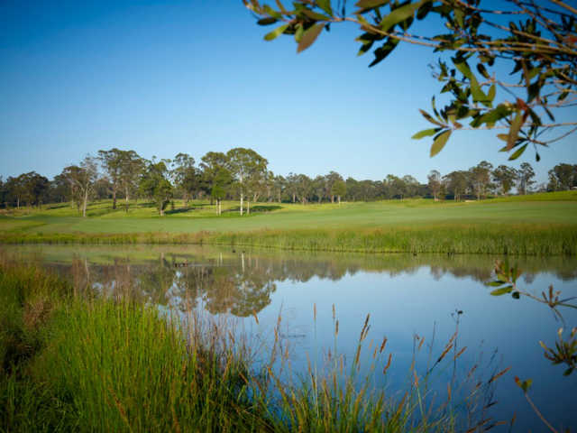A view from Stonecutters Ridge Golf Club