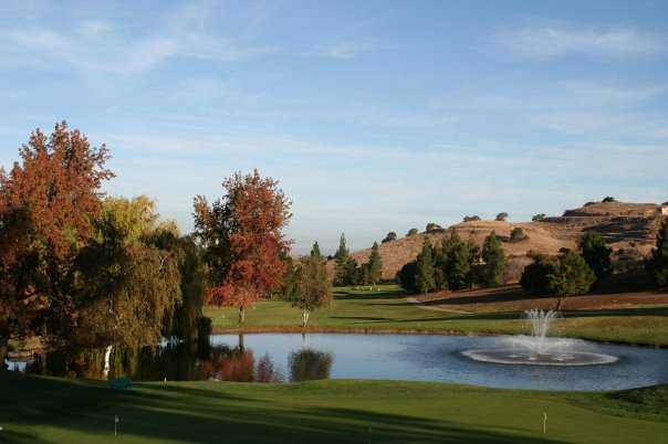 A view from Boundary Oak Golf Course