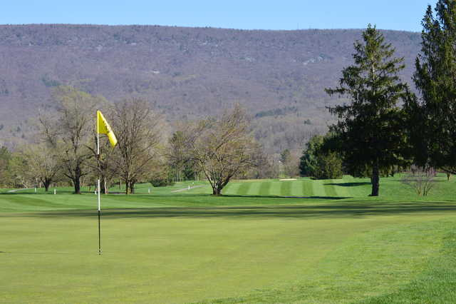 A view of a hole at Shenvalee Golf Club