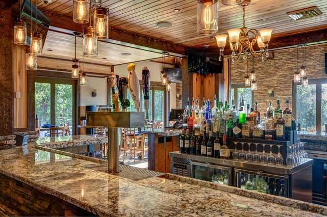 View from bar at Innsbrook Resort Golf Course