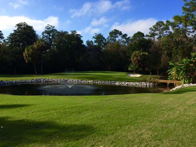 View from Osceola Golf Course