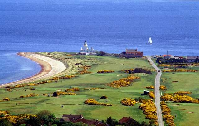 A view from Fortrose & Rosemarkie Golf Club