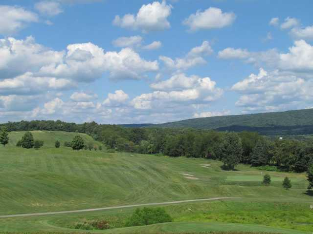 A view from Glengarry Golf Links