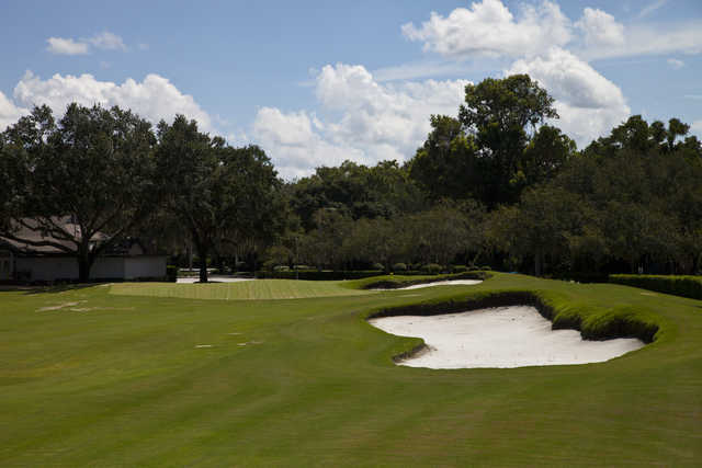 A view from Winter Park Golf Course