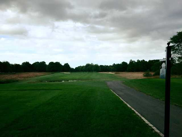 A view from a tee at Red from Eisenhower Park Golf Course (Robert Temelkoski PA)