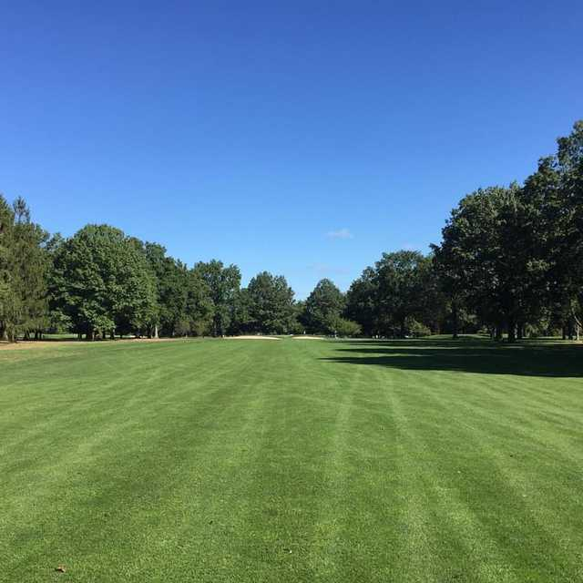 A view from a fairway at Eisenhower Park Golf Course (Spencer Stanfield)