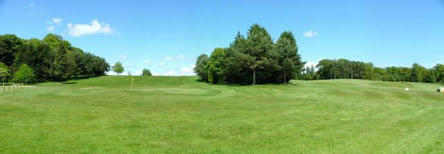 Dunnikier Park Golf Club: 9th hole