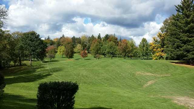 A view from Wheeling Park Golf Course (Adam Schroth)