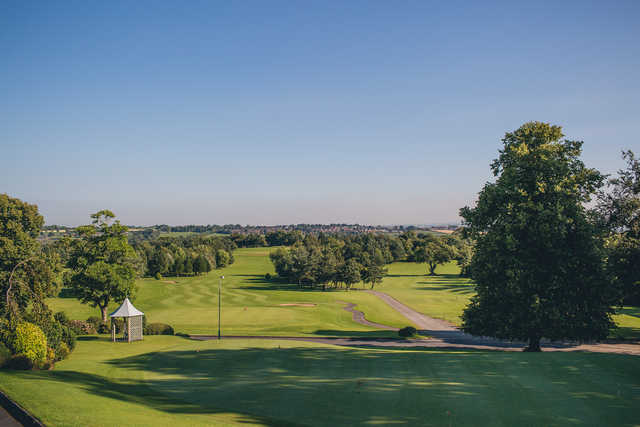 A view from Edenmore Golf and Country Club
