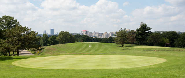 View of the 6th hole at Bob O'Connor Golf Course at Schenley Park/The First Tee of Pittsburgh