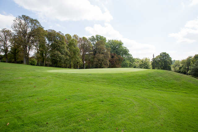 View of the 5th green at Bob O'Connor Golf Course at Schenley Park/The First Tee of Pittsburgh
