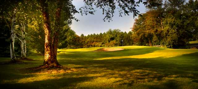 View of the 5th hole at Sawmill Creek Golf Course