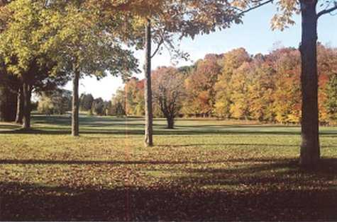 A view of hole #3 at Riverdale Country Club