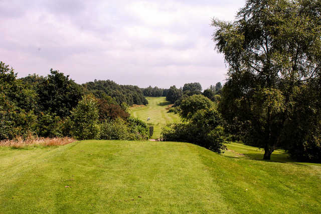 View from Whitefield Golf Club