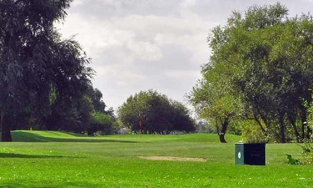 The 8th hole at Mardyke Valley