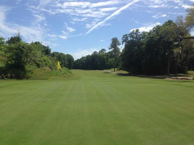 A view of a hole at Haile Plantation Golf & Country Club