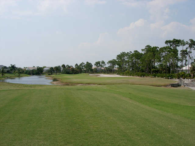 A view from tee #5 at Heron from Burnt Store Marina & Country Club