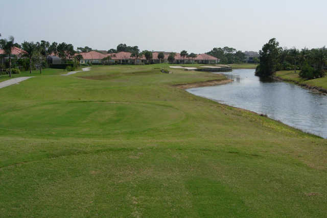 A view from tee #3 at Heron from Burnt Store Marina & Country Club