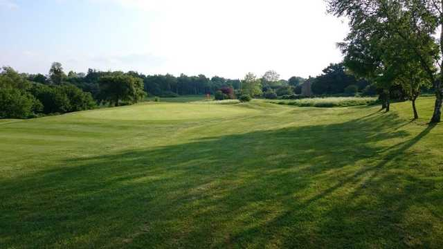 A view from Rye Hill Golf Club