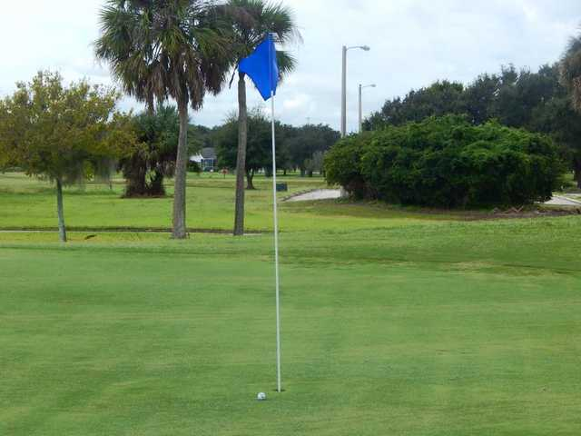 A view of a hole at Imperial Lakes Golf & Country Club