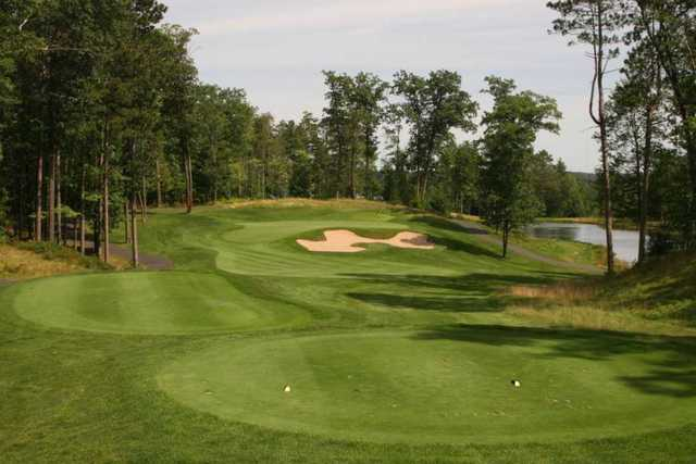 A view from tee #13 at Minocqua Country Club