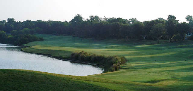 A view from The Club at Eaglebrooke