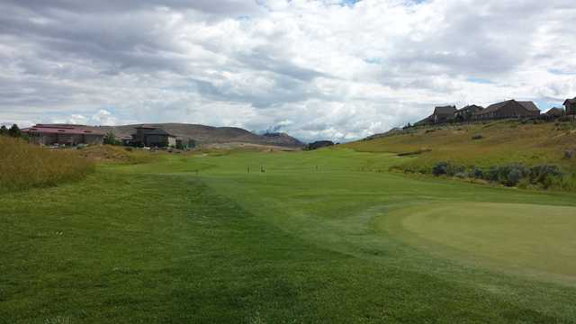 A view from The Ranches Golf Club