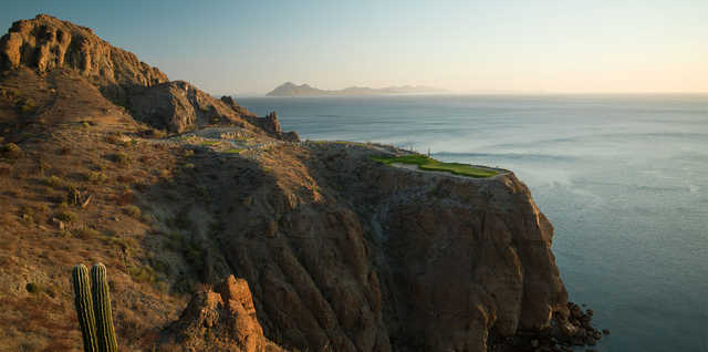 A view of hole #17 at TPC Danzante Bay