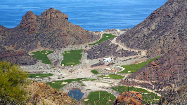 A view from TPC Danzante Bay