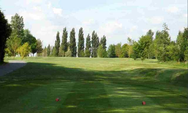 The 6th hole at Leamington