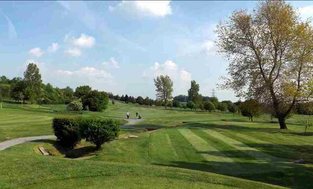 The 3rd hole at Leamington