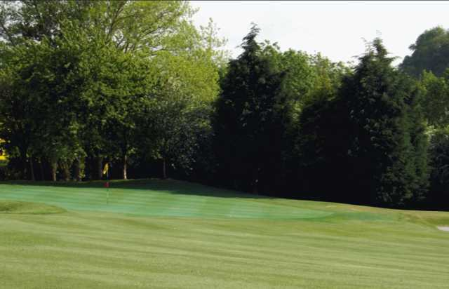5th hole at Leamington