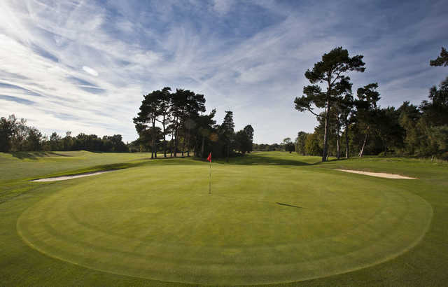 A view from Boleyn course greens