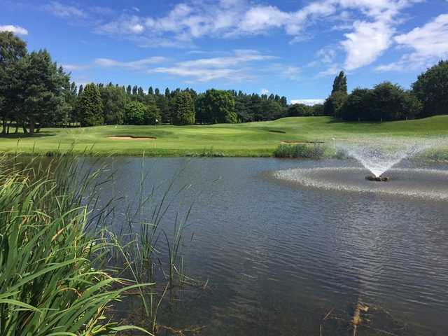 A view from Grimsby Golf Club