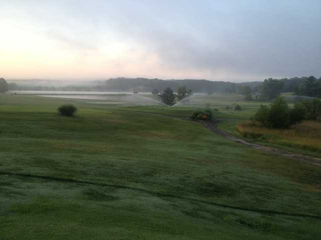 View from Incline Village Golf Course