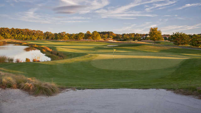View from the 3rd on Grizzly nine at Bear Trap Dunes Golf Club