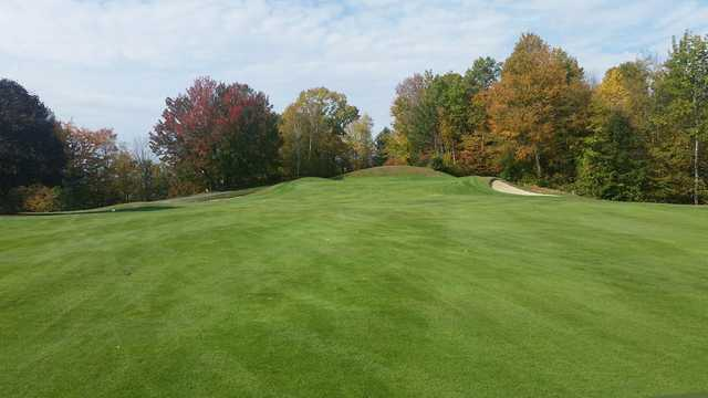 A view from a fairway at Wahconah Country Club