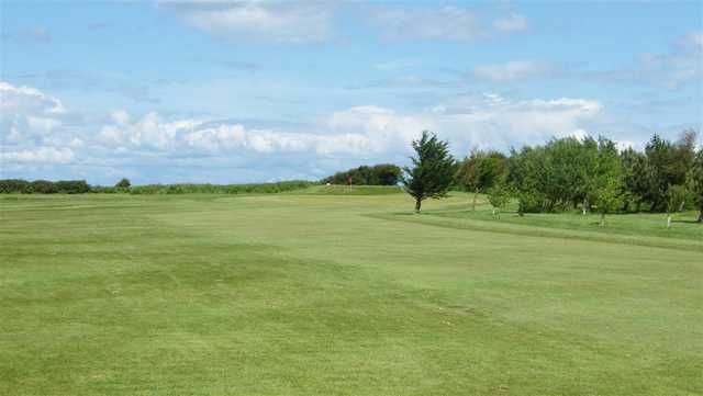 A view from Maryport Golf Club
