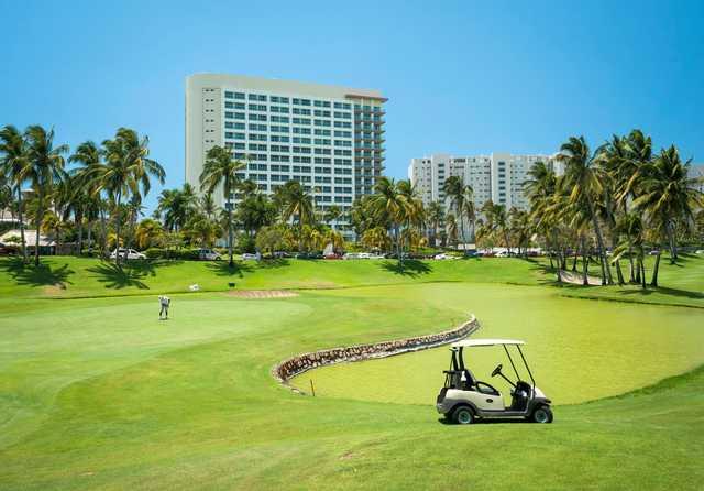A view from Vidanta Golf Acapulco