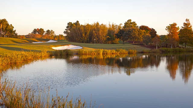 View of the 6th hole at Shingle Creek Golf Club
